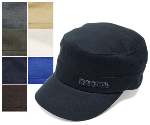 a819d03b4bd prast-inc  KANGOL COTTON TWILL ARMY CAP-KANGOL cotton twill army CAP ...