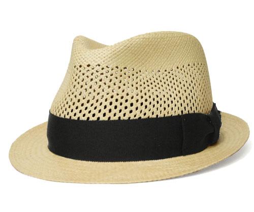 送料無料 Bailey ベイリー 22716 PALEY ペイリー MEDIA BLEACH 帽子 ストローハット 麦わら帽子 中折れハット 紳士 婦人 メンズ レディース 男女兼用