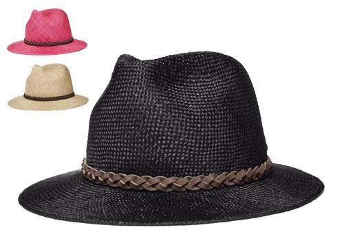 法国鳄鱼 Lacoste 草帽 L6700 黑色天然粉红色帽子草帽稻草帽子男性女性男性女性中性的礼物