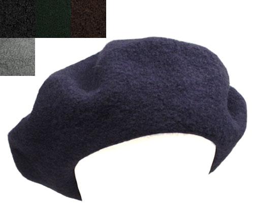 New York Hat New York Hat #4036 Boucie Beret Berg beret Navy Black Dark Green Brown Gray gentleman ladies mens Womens unisex