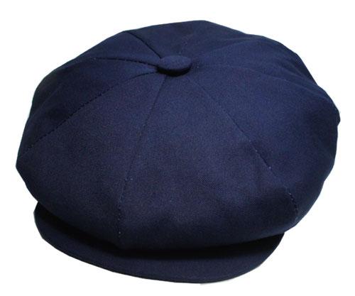 prast-inc  New York Hat New York Hat New York Hat  6226 Canvas Big Apple  canvas Big Apple Nevy Hat newsboy canvas solid gentlemen ladies mens Womens  unisex ... 8dd415a25b6
