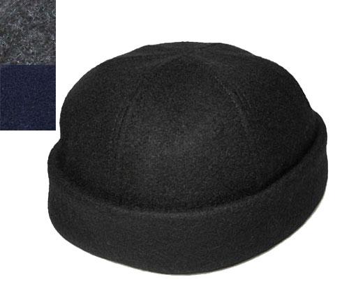 ニューヨークハットの長年の定番モデルです ニューヨークハット 帽子 キャップ New York Hat 7915 Wool Thug サグ Navy Charcoal 希望者のみラッピング無料 婦人 メンズ レディース 当店は最高な サービスを提供します ウール Black 紳士 男女兼用