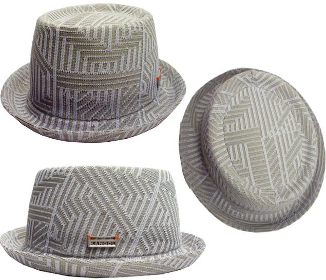 KANGOL KANGOL KANGOL 箭頭 K 佈雷箭頭 K 佈雷銀色黑色白色黑色和白色帽子豬肉餡餅帽子男式女式中性紳士淑女男裝女裝中性的禮物