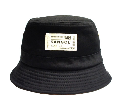 UPC KANGOL BUCKET KANGOL jupiacyba cricket Black Black pork pie hats bucket  Hat casual Hat mens Womens unisex d194086a3f5