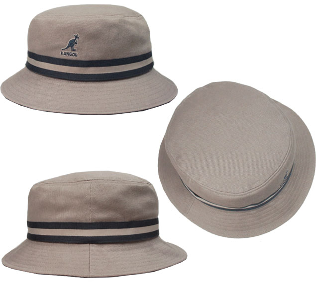 657564d9324 prast-inc  KANGOL STRIPE LAHINCH KANGOL stripe Lahinch Grey Black ...