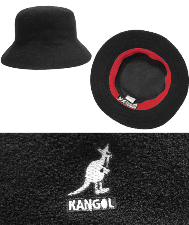 prast-inc  Black bucket hat e5ff3c71420