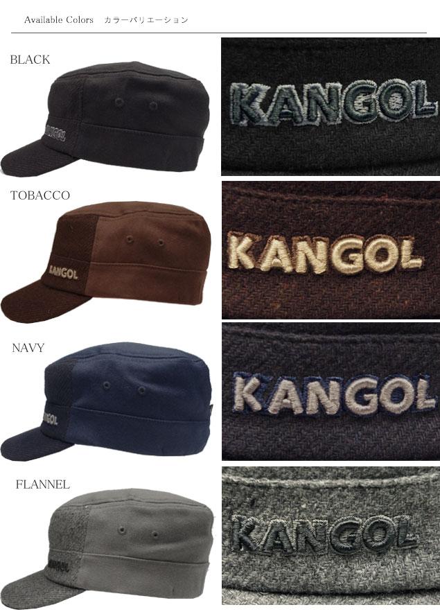 8b14f5e98 KANGOL-KANGOL TEXTURED WOOL ARMY CAP texture wool army CAP, BLACK TOBACCO  NAVY FLANNEL [hats caps Cap men women unisex]