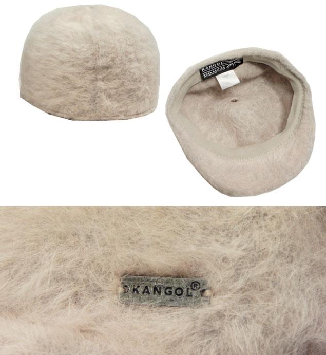 bfc77abd9 KANGOL POM SPACECAP-KANGOL Pom space Cap Mouse Black fur caps Fagor this  mens Womens unisex