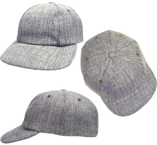 kangol troop flexfit baseball cap heathered oxford ball based navy grey hat caps wo white