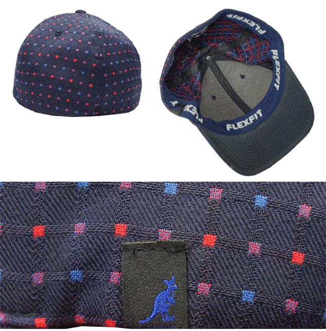 KANGOL KANGOL Plaid Flexfit Baseball played Flexfit baseball Geo Hat Cap  baseball caps mens Womens unisex 4240edee545