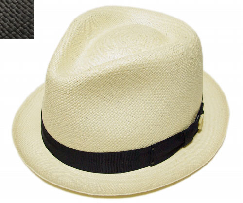 ee3a8ba9 Straw Panama Hat straw Bailey Bailey 22703 SYDNEY Black Natural spring  summer luxury Hollywood Series ...