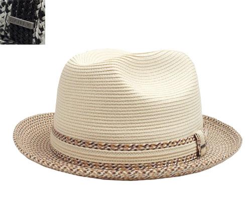 ベイリー Bailey 帽子 ハット スロトーハット 麦わら #81695 MANNESROE 紳士 婦人 メンズ レディース 送料無料