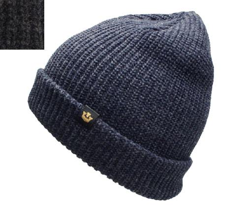 Goorin Brothers stone phosphorus Brothers Air To Fakie knit hat Blue  Charcoal bd7a00d2d43