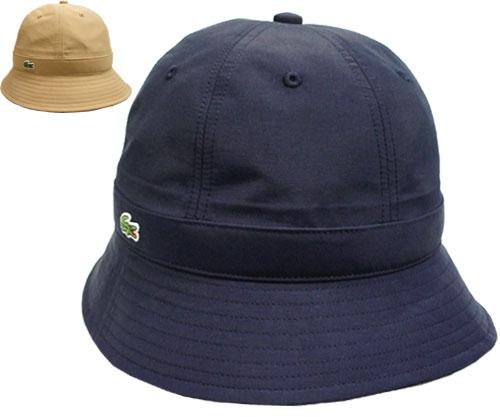 6af12175 LACOSTE Lacoste Hat L3601 Navy Blue beige Hat casual tennis Hat bucket Hat  cotton Hat Safari ...