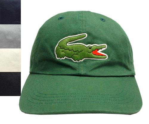 92325c4e LACOSTE Lacoste 6 Cap L3935 green blue grey off-white black hat low  baseball cap ...