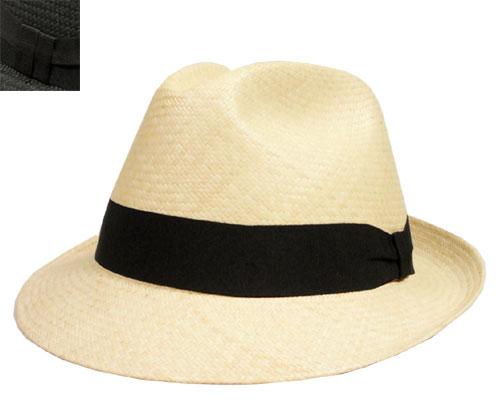 ハット ストローハット パナマ 帽子 中折れ 麦わら メンズ レディーズ 大きいサイズ 春夏 中央帽子 UV紫外線 日よけ 送料無料