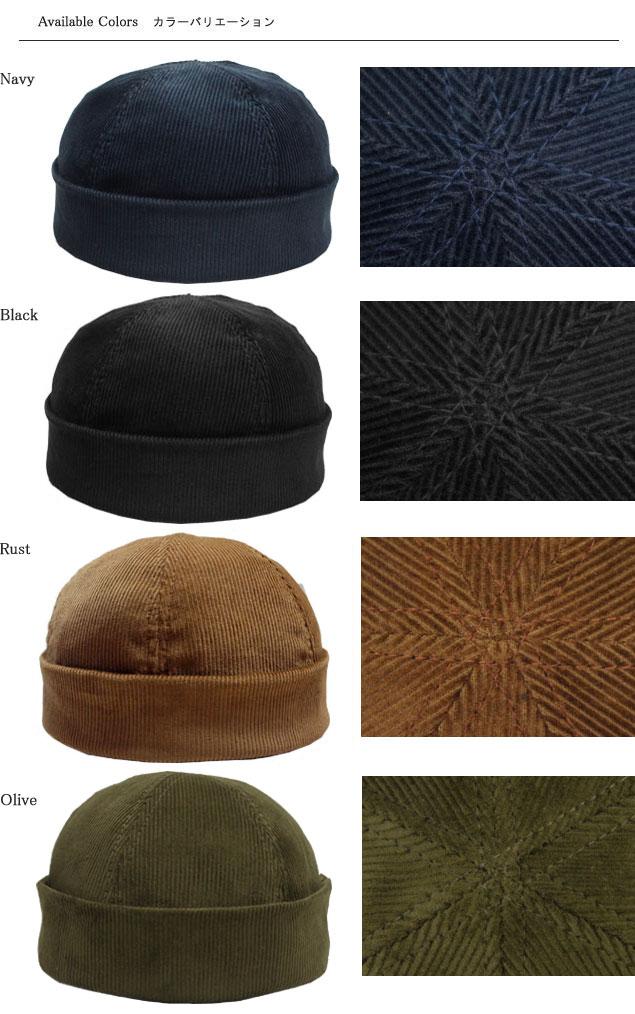 b23c168cc63 New York Hat New York hat cap  7934 Corduyoy Thug コーデュロイサグ Navy Black Rust  hat gentleman woman men gap Dis man and woman combined use