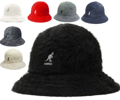 KANGOL KANGOL FURGORA CASUAL fargoracasual BLACK WHITE DK. GREY Hat fur hat  gentlemen ladies mens Womens unisex gift genuine 4c0e18ffc2d