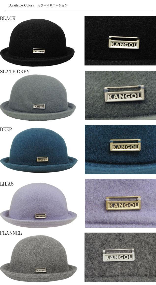 ANGOL KANGOL WOOL BOMBIN urban bin BLACK SLATE GREY Hat Hat Boler Hat Boler  wool men s women s men s women s unisex gift 2d9cd22ea53