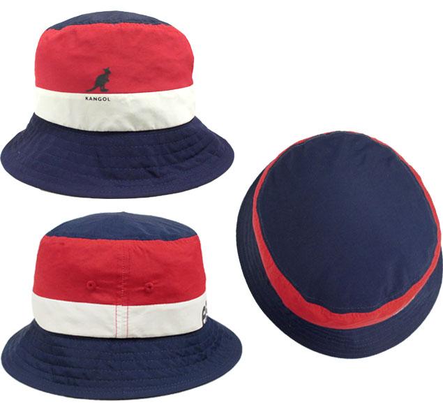0f0f0840ad5f8 prast-inc  Perception goal KANGOL Bold Stripe Bucket RED Sakha re ...