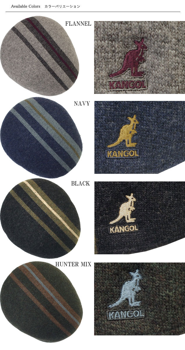6763a99a Product specifications. Brand name, KANGOL perception goal. Identity Stripe  504 ...