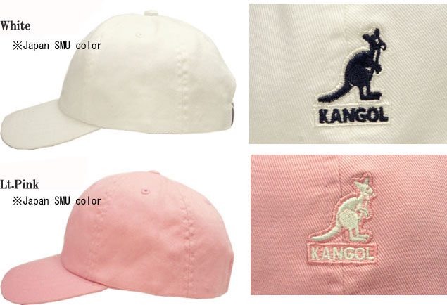 KANGOL Washed Baseball perception goal wash baseball Navy Beige Black White  Lt.Pink hat cap baseball cap men gap Dis man and woman combined use 73af9575ad8