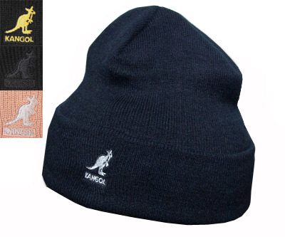 e25cf07997a KANGOL perception goal knit cap ACRYLIC CUFF PULL-ON acrylic caph pull on  Black