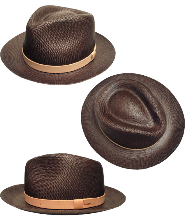 fc01cd791 High-quality gentleman woman men gap Dis made in the Bailey Bailey GELHORN  186-154,025 BROWN OLIVE NATURAL straw hat soft felt hat United States