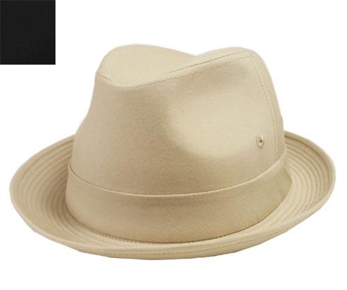 LACOSTE ラコステ タイプライター マニッシュハット L1051 黒 ベージュ 中折れ 帽子 紳士 婦人 メンズ レディース 男女兼用 あす楽