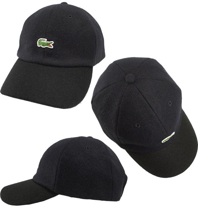 8a7f5f27 prast-inc: LACOSTE Lacoste 6 cap L1019 dark blue black hat two tone ...