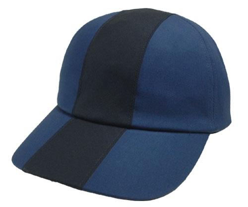 9b3c6d7a LACOSTE Lacoste broad cap L7004 blue hat two tone baseball cap woman lady's  UV ギフ _ ...