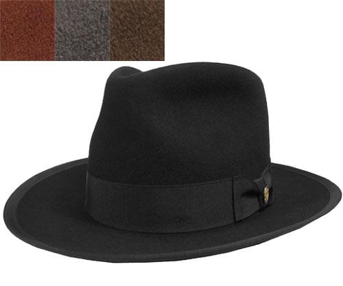 帽子 ステットソン STETSON ST165 Vintage WHPPET ver3 JAPAN LIMITED クロ オレンジ Cグレー ベージュ 日本別注 高級 フェルトハット メンズ レディース