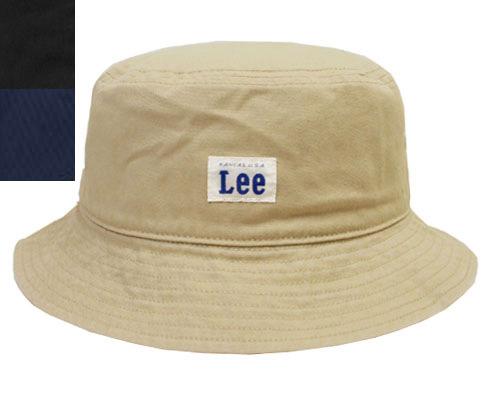 59c2bfd8 Lee Lee LE BUCKET COTTON TWILL 100-176,311 BEIGE BLACK NAVY casual pail hat  men ...