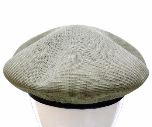b51db3a80 KANGOL (perception goal) hunting cap beret TROPIC MONTY, Putty