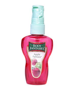 Body Fantasies Body Mist mini(身体空想·身体雾小型)-Apple(苹果)-
