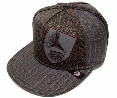 Goorin(石头磷)帽子盖子PHONO,Brown