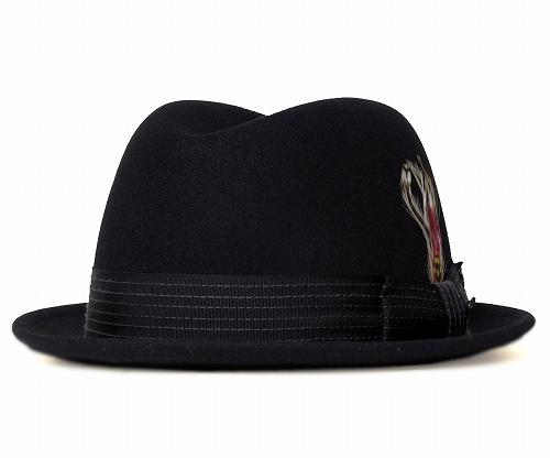 【送料無料】Bailey(ベイリー) [Hollywood Series] 帽子 フェルトハット #7010 JAMISON, Black