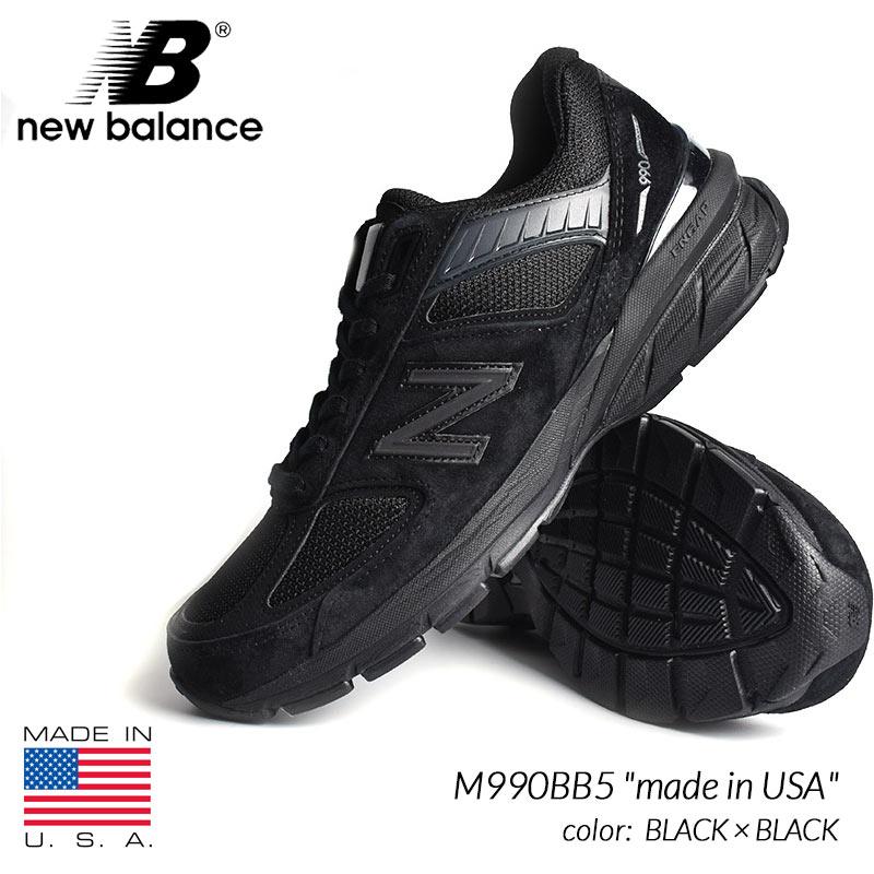 NEW BALANCE M990BB5