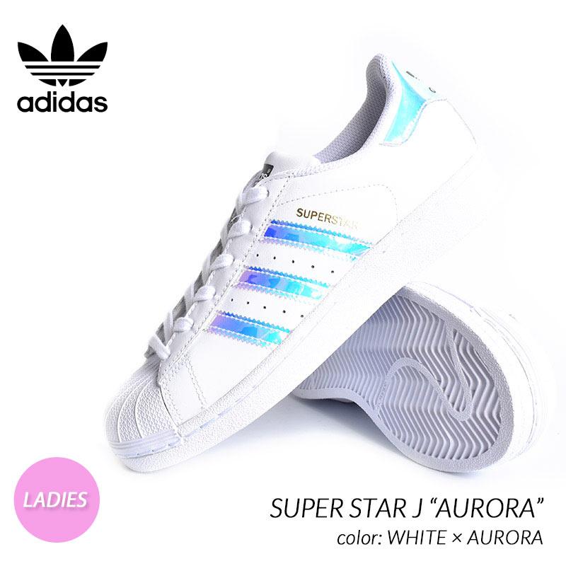 海外限定 アディダス スーパースター スニーカー adidas SUPER STAR J