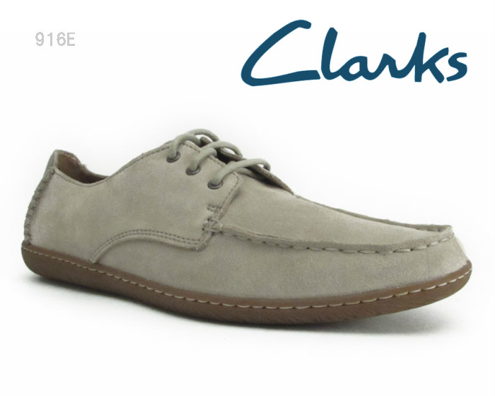 【4/10限定!WエントリーでP最大16倍!カード】 クラークス Clarks 916E SALTASH LACE サルタッシュレース カジュアルシューズ サンドスエード 紳士靴 レザー モカシン 正規品 メンズ