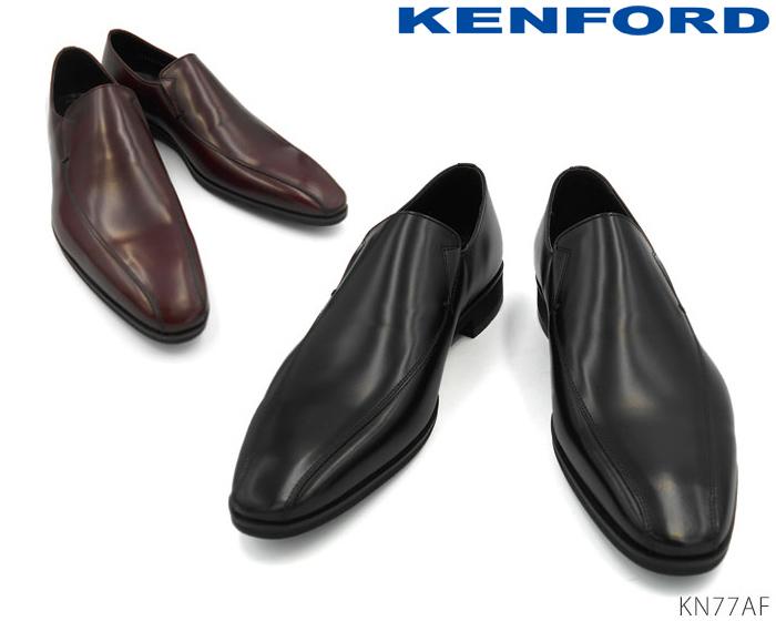 【6/5限定!Wエントリーで最大P16倍!カード】 ケンフォード KENFORD KN77AF メンズ ビジネスシューズ 2E 靴 正規品