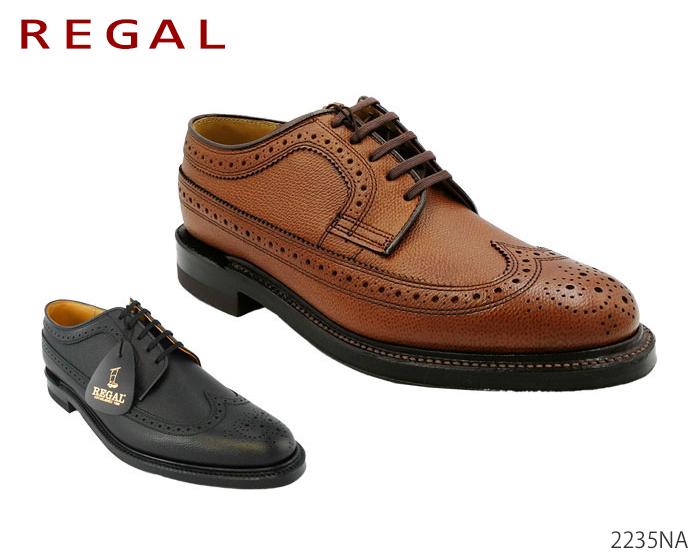 【6/5限定!Wエントリーで最大P16倍!カード】 リーガル REGAL 2235 2235NA メンズ ビジネスシューズ 靴 正規品