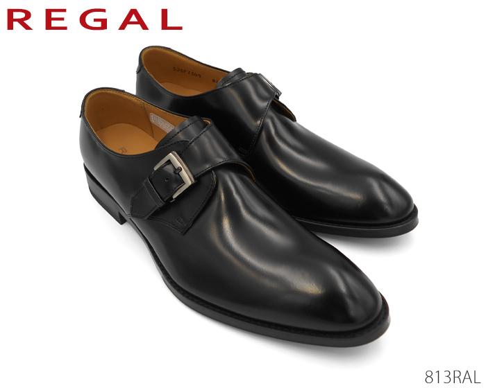 【6/5限定!Wエントリーで最大P16倍!カード】 リーガル REGAL 813RAL メンズシューズ ビジネスシューズ 813R 靴 正規品