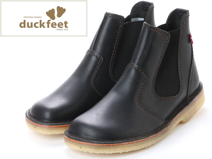 【6/5限定!Wエントリーで最大P16倍!カード】 duckfeet ダックフィート DN4650 DN4650009 メンズ レディース 男女兼用 ブーツ 靴 正規品