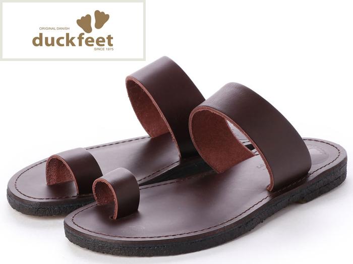【6/5限定!Wエントリーで最大P16倍!カード】 duckfeet ダックフィート DN8050 DN8050209 レディース サンダル 靴 正規品