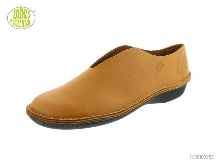 【4/10限定!WエントリーでP最大16倍!カード】 LOINT'S ロインツ TURBO ターボ LT39002 LT39002255 コニャック レディース カジュアルシューズ レザースリッポンシューズ 靴 正規品
