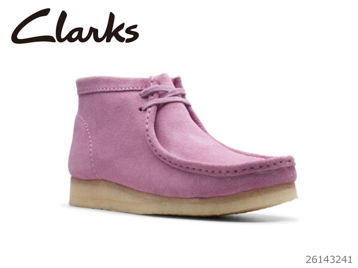 Clarks Originals Men/'s Wallabee Boot Lavender Suede 26143241