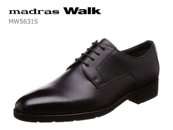 【4/10限定!WエントリーでP最大16倍!カード】 マドラス ウォーク MW5631S メンズ ビジネスシューズ madras Walk 靴