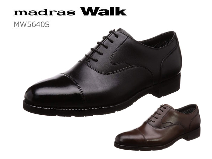 【7/25限定!Wエントリーで最大P16倍!カード】 マドラス ウォーク MW5640S メンズ ビジネスシューズ madras Walk 靴