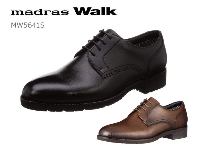【6/5限定!Wエントリーで最大P16倍!カード】 マドラス ウォーク MW5641S メンズ ビジネスシューズ madras Walk 靴